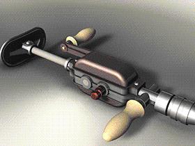 手动钻 TMDA1002 solidworks  3D图纸 三维模型