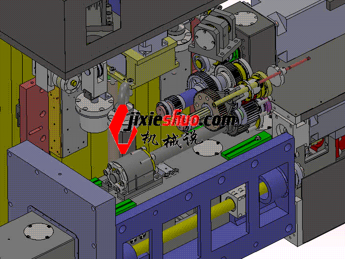 TK6913DA数控落地镗铣床 solidworks原图档 3D模型 完整结构