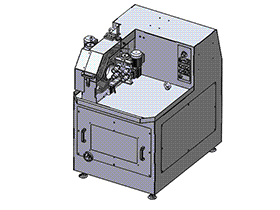 圆管湿研磨机 tmhb1002 通用格式 3D图纸 三维模型