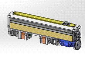 线性单元 tmnh1004 solidworks格式 3D图纸 三维模型