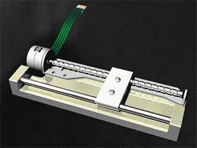 步进电机模组 tmnh1006 solidworks格式 3D图纸 三维模型