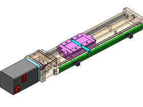 线性单元 tmnh1007 solidworks格式 3D图纸 三维模型