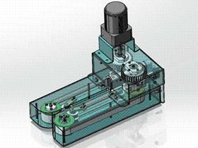 导向装置 ycaa0006 STEP格式 3D图纸 三维模型
