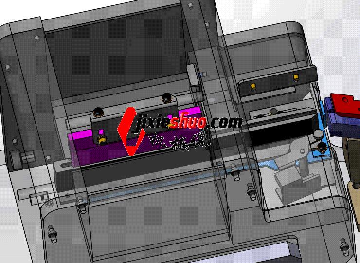 螺丝机上料机 ycad0001 Solidworks STEP格式 3D图纸 三维模型