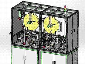 汽车链接器折弯机 自动插针机 ZDAC2006 带工程图 T446