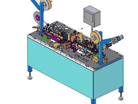 USB全自动装配机/ ZDAB1003