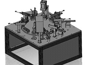 充电器插头组装机/ ZDAB1006