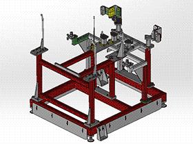 压包机 ZDBA1003 solidworks 3D图纸 三维模型