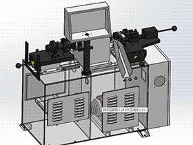 空管自动切管机 带工程图 zdca2001 solidworks格式 3D图纸 三维模型