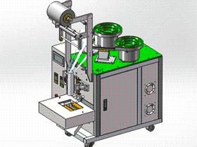 2振盘送料包装机 ZDBB3001