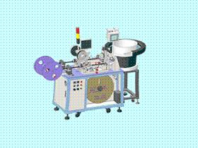 电子产品全自动包装机 ZDBD1011 solidworks 3D图纸 三维模型