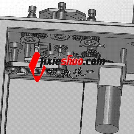 全机械式晶体成型机/ZDEA1002