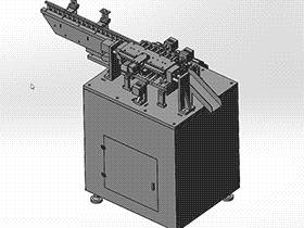 电容剪脚弯脚成型一体机/ZDEA1004