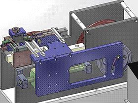 全机械式晶体成型机 ZDEA2001