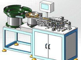 电容自动K脚成型机 ZDEA3001