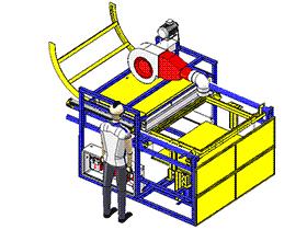 钣金成型机 ZDED1002 solidworks 3D图纸 三维模型