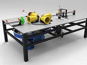 纸杯机成型机 3D模型 ZDEH1001 solidworks  3D图纸 三维模型