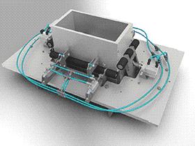 纸箱成型机 3D模型 ZDEH1002 solidworks  3D图纸 三维模型