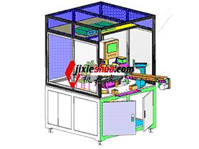 转台式电阻检测及测试设备 ZDJA2006 solidworks 3D图纸 三维模型