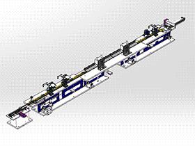 CA45测试机 zdjb2003 solidworks 3D图纸 三维模型