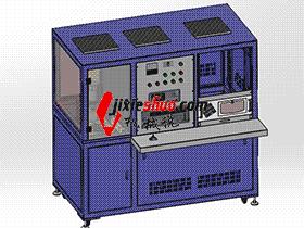 过载保护器测试机 zdjb2007 solidworks 3D图纸 三维模型