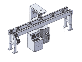 跳动检测机设备 ZDJF1001 solidworks  3D图纸 三维模型