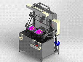 泄露测试燃料箱 ZDJL1005 solidworks  3D图纸 三维模型