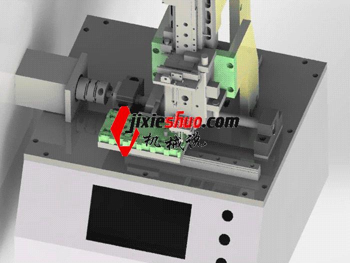 喇叭绕线工装 ZDRG1003 通用格式 3D图纸 三维模型