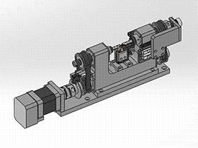 绕线结构的主轴单元 ZDRG1005 通用格式 3D图纸 三维模型