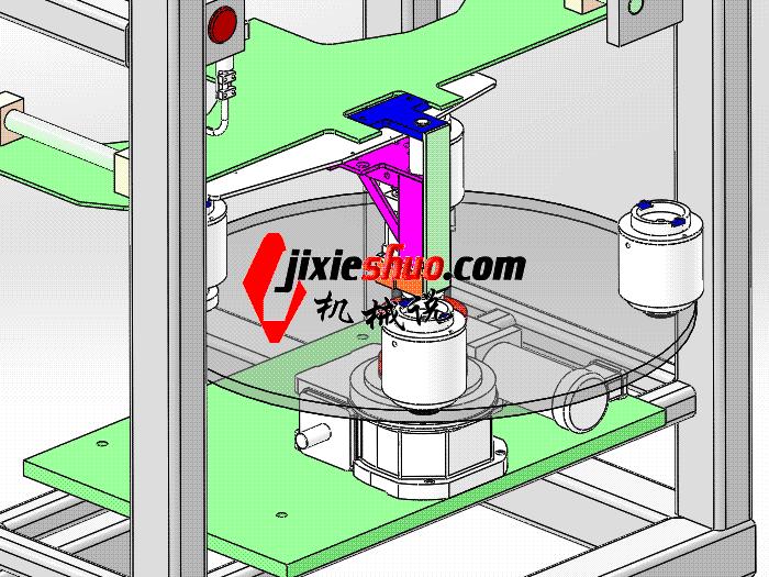 全自动绕线机 ZDRG1006 通用格式 3D图纸 三维模型