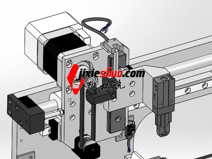 电器缠绕机 ZDRG1007 通用格式 3D图纸 三维模型