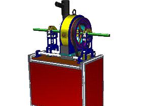 管芯焊接机 ZDWC1003 solidworks  3D图纸 三维模型
