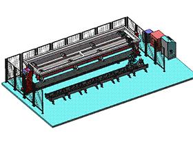机器人焊接方案 zdwi2004 solidworks 3D图纸 三维模型