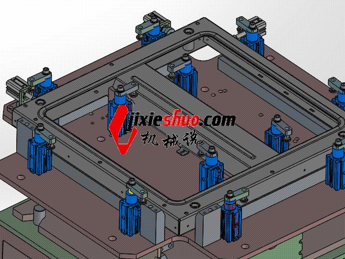 焊接专案 带工程图 zdwm2002 solidworks格式 3D图纸 三维模型